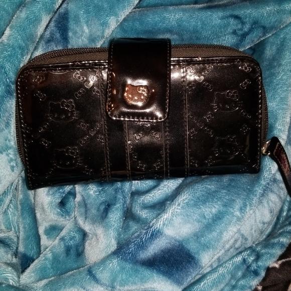 Loungefly Handbags - Loungefly hello kitty wallet